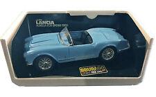 Vintage 55 Bburago Lancia Aurelia B24 Spider_Lt.Blue 1:18 (Italy) Original Box.
