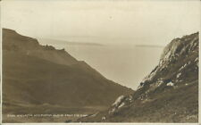 Angelsey and puffin island from the Cwm judges 1915 real photo