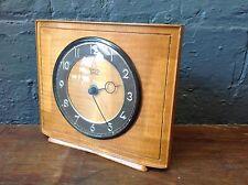 Vintage Art Deco Collectable 8-Day Clocks