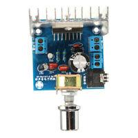 12V Digital Audio Power Amplifier Board Dual-Channel Stereo Amp Board Module