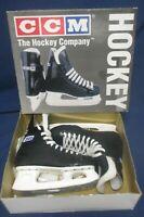 CCM Size 8 Hockey Skates Model M-3500 3500 Ice Hockey FAST SHIPPING!