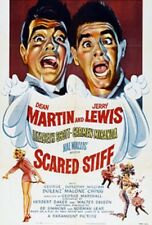 Scared Stiff - Dean Martin Jerry Lewis 1953 DVD FREE POSTAGE CLASSIC MOVIES