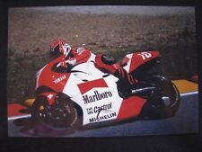 Photo Marlboro Yamaha YZR500 1996 #10 Kenny Roberts Jr (USA) Dutch TT Assen