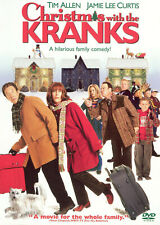"""Christmas with the Kranks (DVD) """"SEALED"""""""