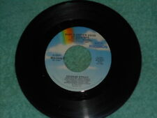 George Strait Baby's Gotten Good At Goodbye NM/Bigger Man  NM 1989 Country 45