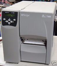 Zebra S4M Direct Thermal Label Printer Network - S4M00-2001-0200T