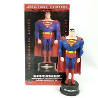 DC Direct Comics Justice League Superman Mini Maquette Porcelain Statue Figure