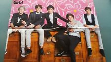 poster 4 pages  one direction