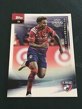 New listing 2021 Topps MLS Soccer Bryan Reynolds 22 Under 22