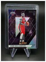 2019-20 Panini Chronicles - ZION WILLIAMSON- Recon Rookie - #292 RC - Pelicans