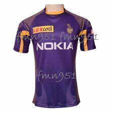 Ipl2018 Ipl 11 Kkr Kolkata Knight Riders Jersey Shirt Shirts T-Shirt