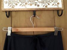 EQUIPMENT Ladies Stretchy Comfy  BLACK SKIRT  Elastic Drawstring Waist Size 8