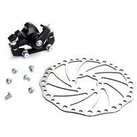 Mechanical Disc Brake Caliper Prior Black For Bike Bicycle HY