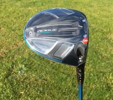 CALLAWAY ROGUE DRIVER Mens Golf Club Graphite 1-Wood Stiff Flex Brand New