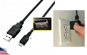 chaRger Cable + PoWeR Wall Plug for BOSE SOUNDLINK Color I II Bluetooth Speaker