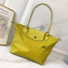 Handbag  Longchamp Le Pliage Nylon Tote Bag Yellow