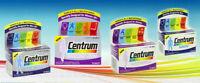 Centrum Multi Vitamins For Men / Women / Kids / Men 50+ / Women 50+**Multi-Buy**