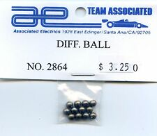# 2864  Vintage Associated RC500 / RC300  5/32 DIFF BALLS