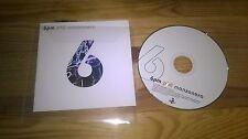 CD Rock Phil Manzanera - 6pm (12 Song) Promo HANNIBAL Roxy Music