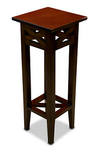 Side Table Wood Mahogany Table Solid Wood Flower Stand Telephone Colonial