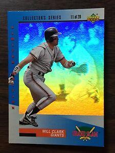 1993 DENNY's GRAND SLAM by Upper Deck  Complete Hologram Set of 28 cds G7017709