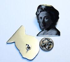 ROSA LUXEMBURG PIN (MBA 445)