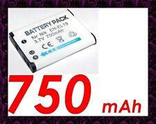 ★★★ 750mAh BATTERIE Lithium ion  ★ Pour Nikon CoolPix EN-EL19 / Coolpix S4150