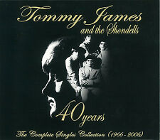Tommy James & The Shondells 40 Years (1966 - 2006) 2 CD  and Booklet