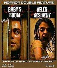Hell's Resident + Baby's Room (BLU-RAY) von Jaume Balagueró & Álex de la Iglesia