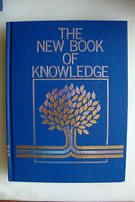 The New Book of Knowledge 1997 Science Annual (Hardcover)