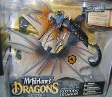 KOMODO DRAGON-5 berserker clan McFarlanes Dragon Series 5