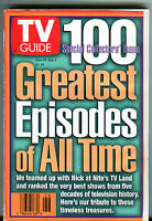 TV Guide June 28-July 4 1997 100 Greatest Episodes of All-Time EX 011516jhe