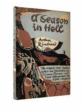 Arthur Rimbaud – A Season In Hell – First UK Edition 1949 – 1st Book