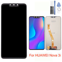 LCD Display and Touch Screen Digitizer Assembly Replacement for HUAWEI Nova 3i