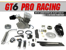 Gt6 Pro Racing 66cc/80cc Bicycle Engine Kit Gas Motorized Bicycle