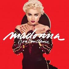 MADONNA YOU CAN DANCE VINILE LP ROSSO RECORD STORE DAY 2018 NUOVO