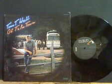 TOM T. HALL  Ol' T's In Town  LP    Lovely copy !