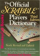 B0025ESR1S The Official Scrabble Players Dictionary, Third Edition