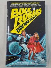 Buck Rogers #2: That Man On Beta - Addison E. Steele / Dell 1979 1st Printing