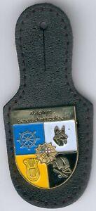 German Police/Saarland City Old Cap badge, RARE, I/II