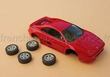 LV Voiture Ferrari F355 355 berlinetta collector rouge 1/43 Heco modeles