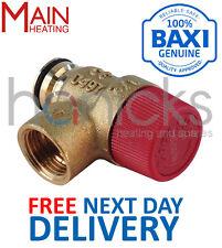 Main Hydraulic 3 Bar (PRV) Pressure Relief Safety Valve 248056 Genuine Part NEW