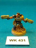 Warhammer 40K - Space Wolves - Wolf Scout - Metal WK431