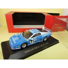 Ferrari Bb512 N°71 le Mans 1982 IXO Fer006 1 43 Abd