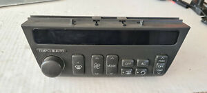 Cadillac ELDORADO 1999 Climate Control Panel Switch Assembly  A/C OEM 16216746