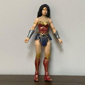 """DC Comics Justice League Superheroes Woder Woman 6"""" Action Figure Model Toy"""