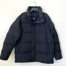 Canada Goose Wyndham Down Parka Black Mens Size 2XL