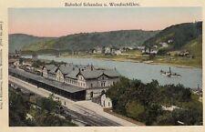 Eisenbahn & Bahnhof Ansichtskarten vor 1914 aus Sachsen