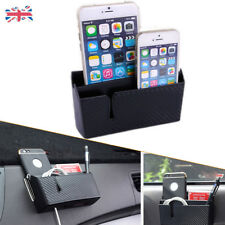 Cars Accessories  Black Phone Organizer Bag - W/ Charging hole Easy to Charge