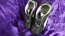 WOMEN'S SNEAKER SHOES Womens SIZE 9.5 PUMA BLACK and & WHITE 9 1/2 running work+